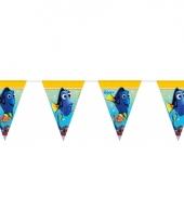Kinderverjaardag finding dory vlaggenlijn 2 meter