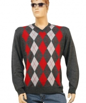 Klassieke heren pullover