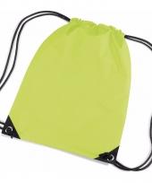 Kleine groene gymtasjes 10013832