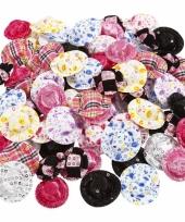 Kleine hoedjes 100 stuks
