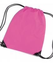 Kleine roze gymtasjes