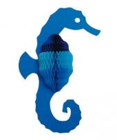 Kleine zeepaardje hang decoratie