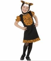 Kleuter carnavalskleding tijger