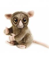 Knuffel aapje met grote ogen