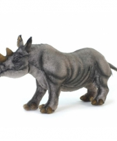 Knuffel neushoorn 46 cm