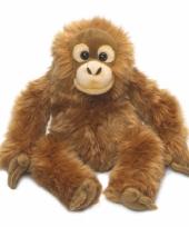 Knuffel orang utans wnf 39 cm
