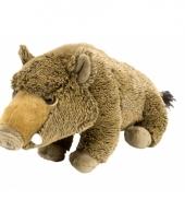 Knuffel wild zwijntje 30 cm