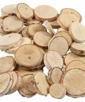 Knutsel hout mix 600 gram
