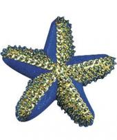 Knutsel ster van piepschuim 10 cm