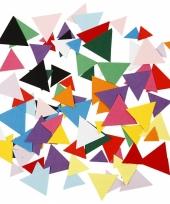 Knutselmozaik driehoek 180 gram