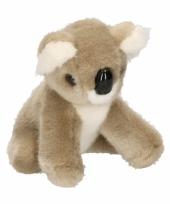 Koala jong knuffelbeest 13 cm