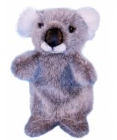 Koala poppenkast poppen 28 cm