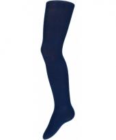 Kobalt blauwe kinder maillot