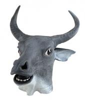 Koe masker van rubber