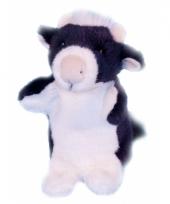 Koe poppenkast poppen 28 cm