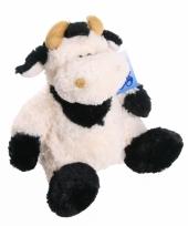 Koeien knuffels 30 cm