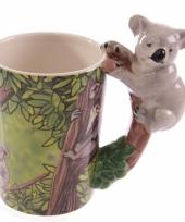 Koffie mok koala