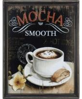 Koffie thema schilderij