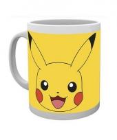 Koffiebeker pokemon pikachu