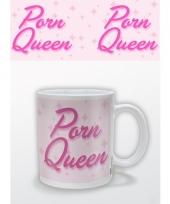 Koffiebeker porn queen