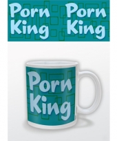 Koffiebeker porno koning