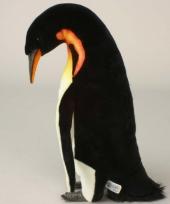 Koning pinguin knuffels 50 cm