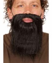 Korte baard