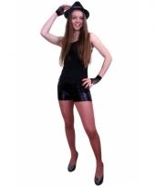 Korte broek dames zwart 10064679