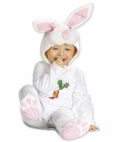 Kostuum konijntje voor dreumes