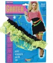 Kousebandje voor dames groen