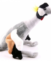 Kraanvogel knuffel 30 cm