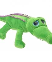 Krokodil knuffeltje 36 cm