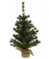 Kunstkerstboom knoppine 60 cm