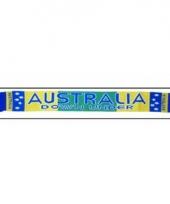 Landen supporter sjaal australie