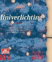Led kerstboomverlichting 120 lampjes