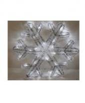 Led verlichting sneeuwvlok 27 cm