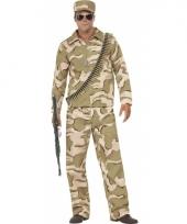 Leger outfit voor heren