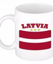 Letse vlag koffiebeker 300 ml