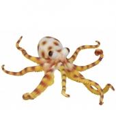 Levensechte octopus 27 cm