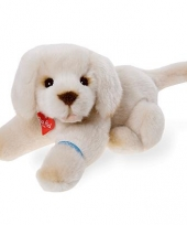 Liggende golden retriever 30 cm