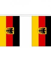 Luxe duitse vlaggenlijn 3 meter
