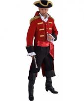 Luxe historisch carnavalskostuum piraat 10064072
