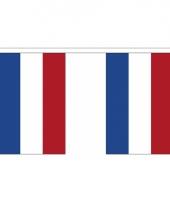 Luxe nederlandse vlaggenlijn 3 meter