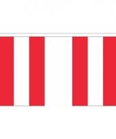 Luxe oostenrijkse vlaggenlijn 3 meter