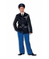 Luxe politiepak voor heren