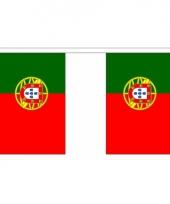 Luxe portugese vlaggenlijn 3 meter