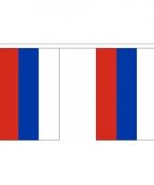 Luxe russische vlaggenlijn 3 meter