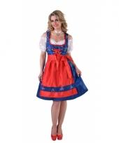 Luxe tiroler jurk met schort 10060727