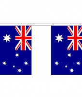 Luxe vlaggenlijn australie 3 meter