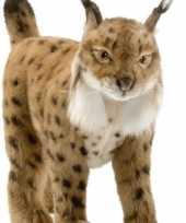 Lynx knuffel 35 cm
